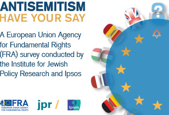 The FRA antisemitism survey